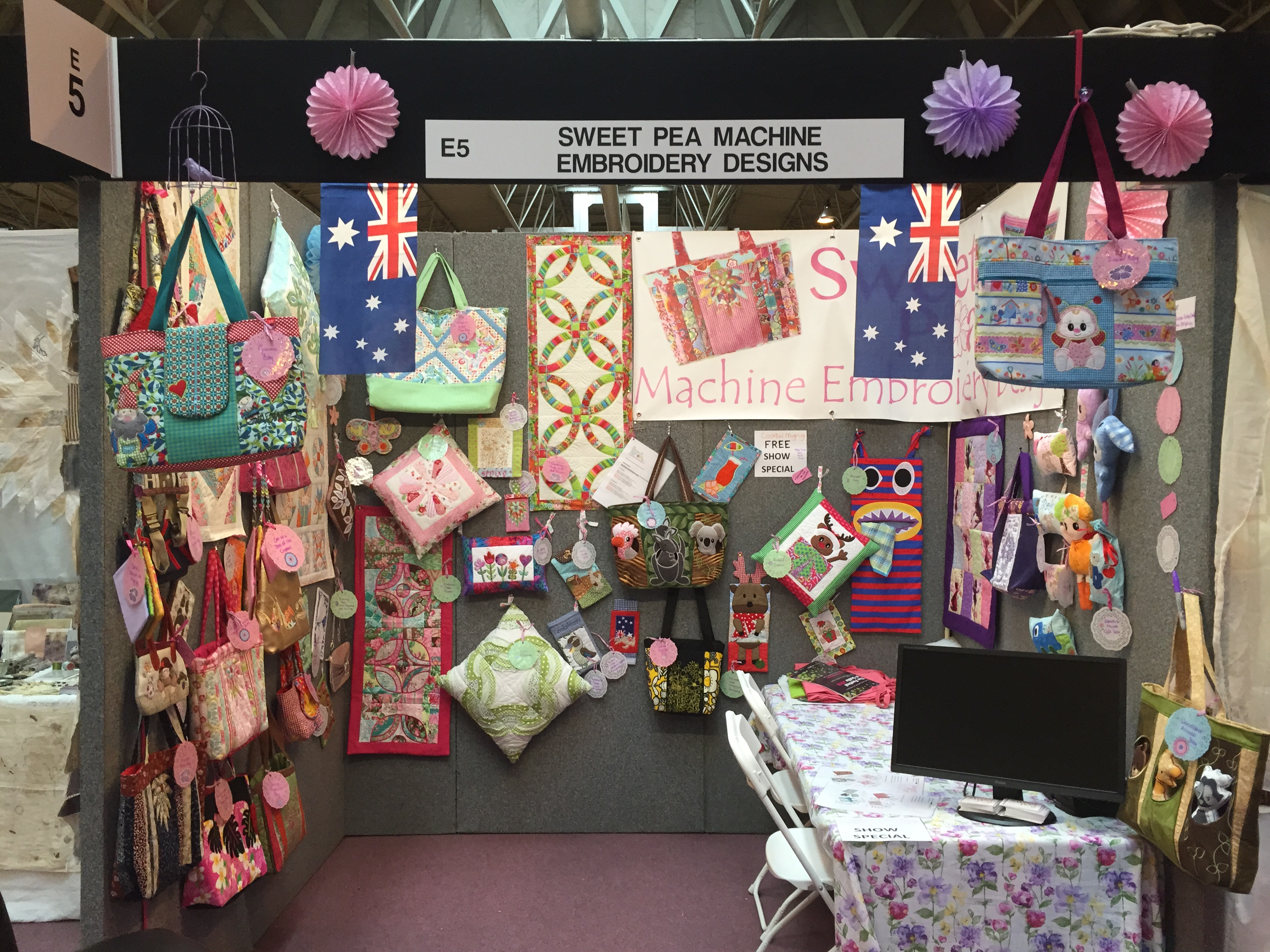 SWEET PEA IS COMING TO USA……..FIRST STOP HOUSTON 2015 ... : quilt show houston 2015 - Adamdwight.com