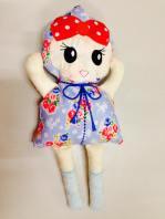 1805 Emma Kay modern doll stuffie stuffed toy