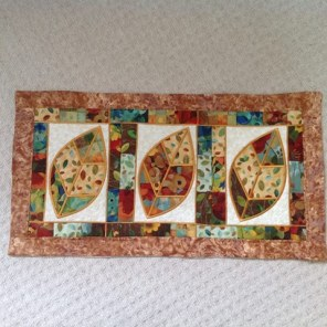 1804 Quilter Sewing leaf-quilt-block-and-table-runner