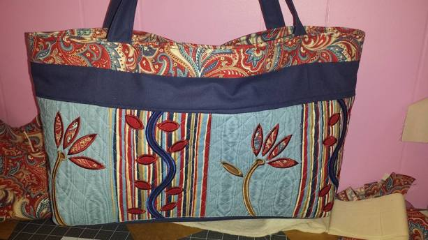 2007 Sherry Williams Poling‎   how does your garden grow tote autumn