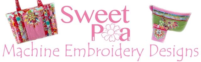 banner sweet pea
