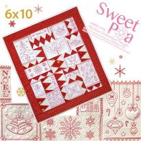 Emma's-Christmas-redwork-quilt-6x10-in-the-hoop