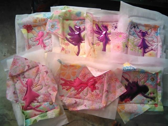 fairy quilt progress
