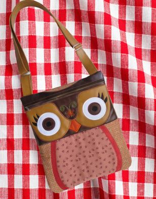 tilly owl bag
