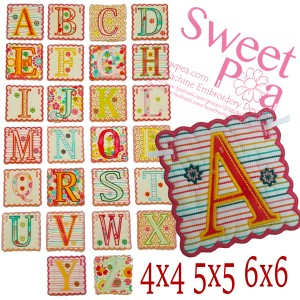 machine embroidery, machine embroidery designs, in the hoop, baby, bunting, alphabet