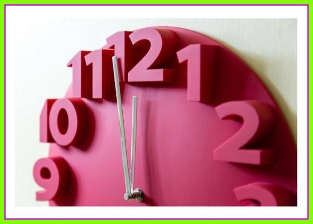 Machine embroidery designs countdown clock